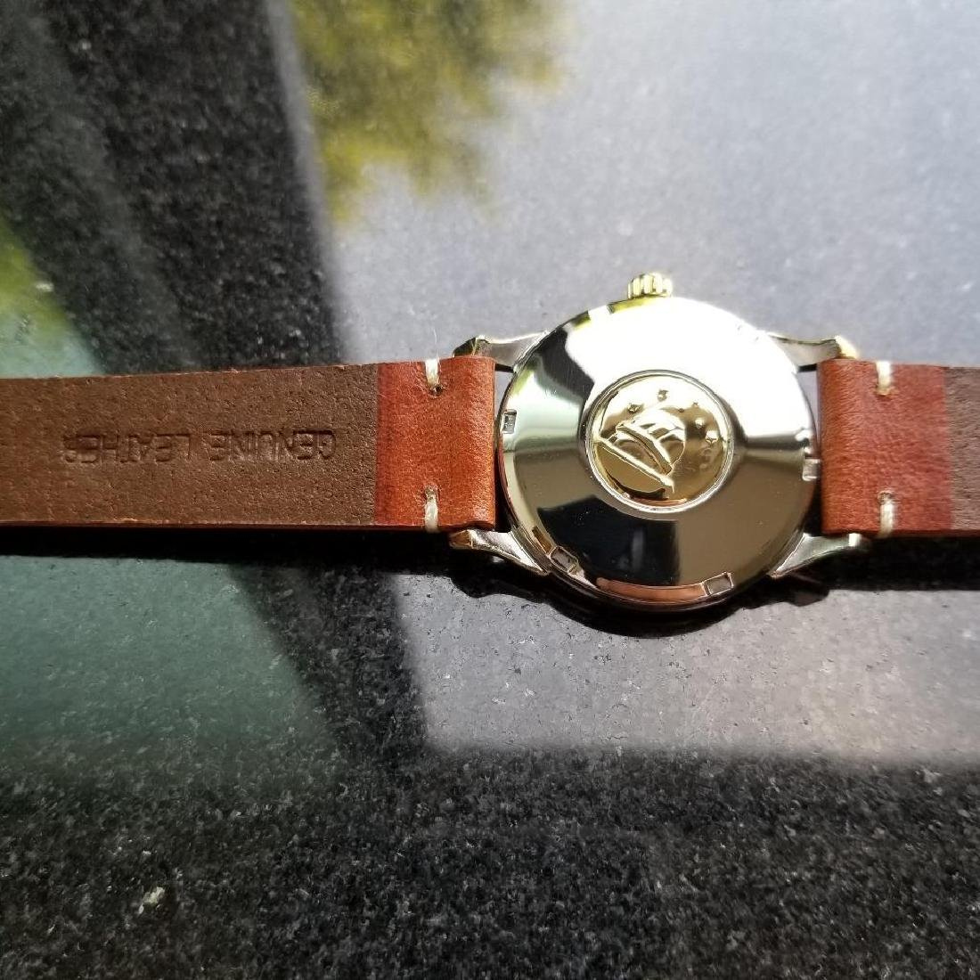 Omega Vintage Constellation Automatic 1960s Gold Cappd - 7