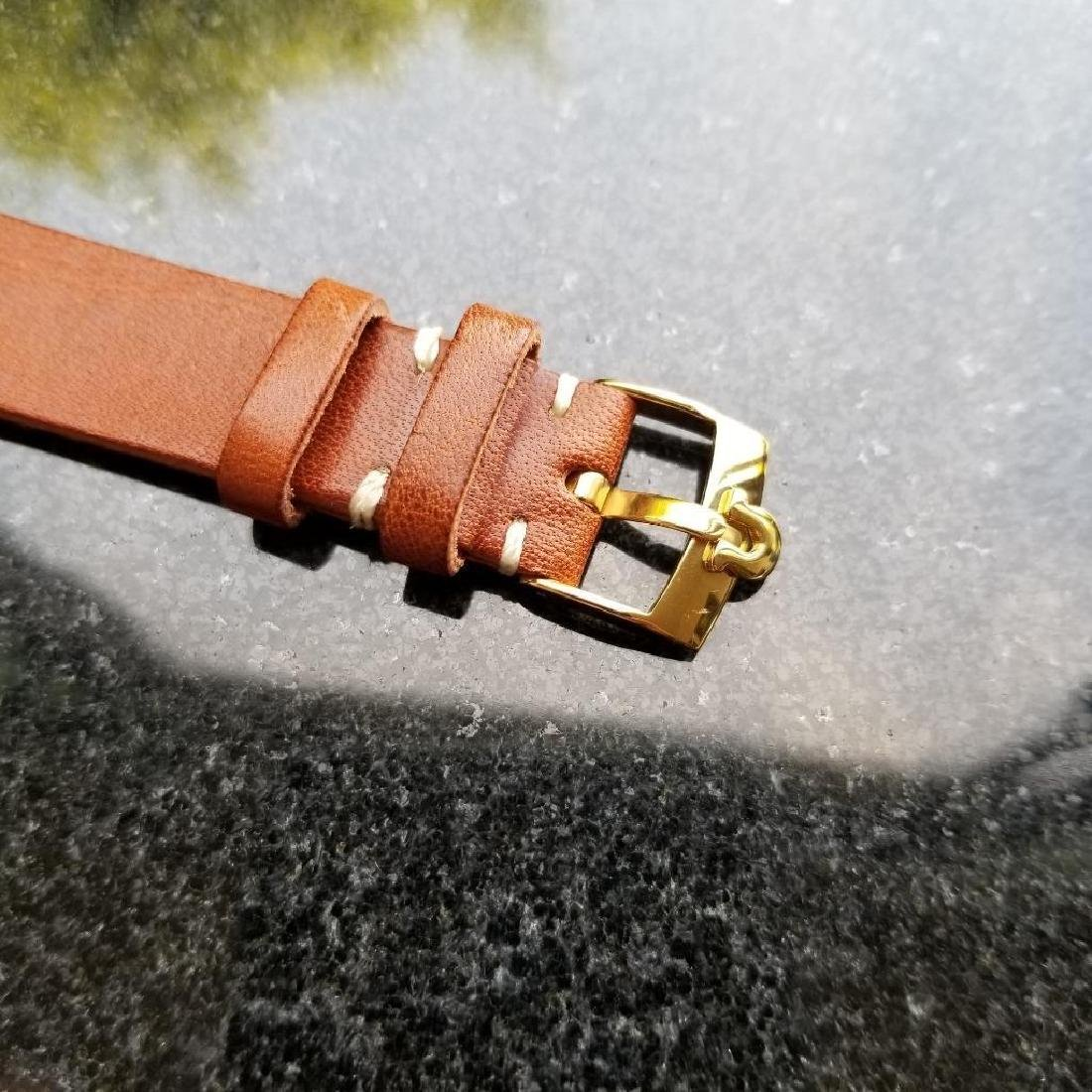 Omega Vintage Constellation Automatic 1960s Gold Cappd - 8