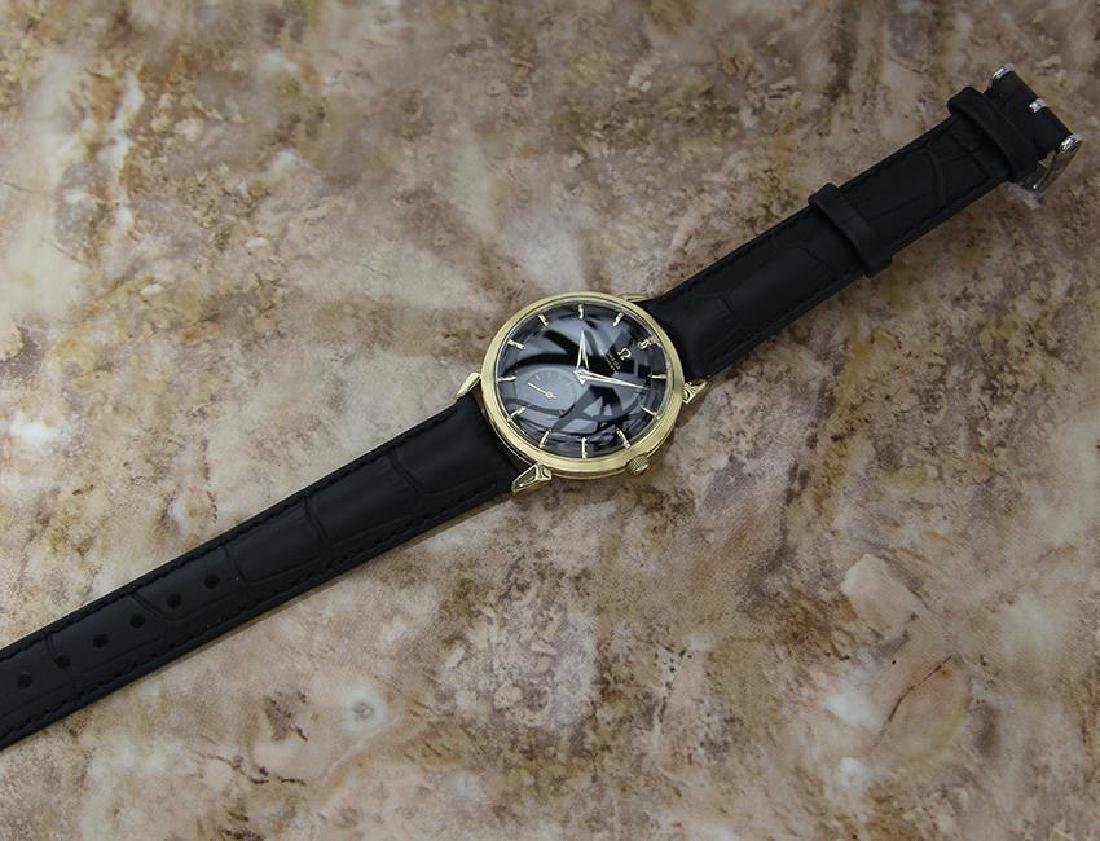 Omega Swiss Made 1960s Gold 18k Bumper Automatic 34mm - 4