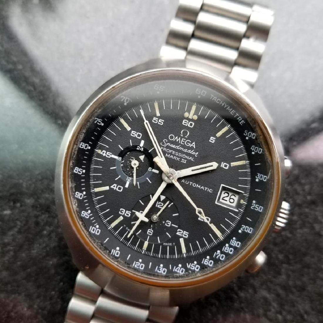 Omega Speedmaster Professional Chrono Mark III Mens