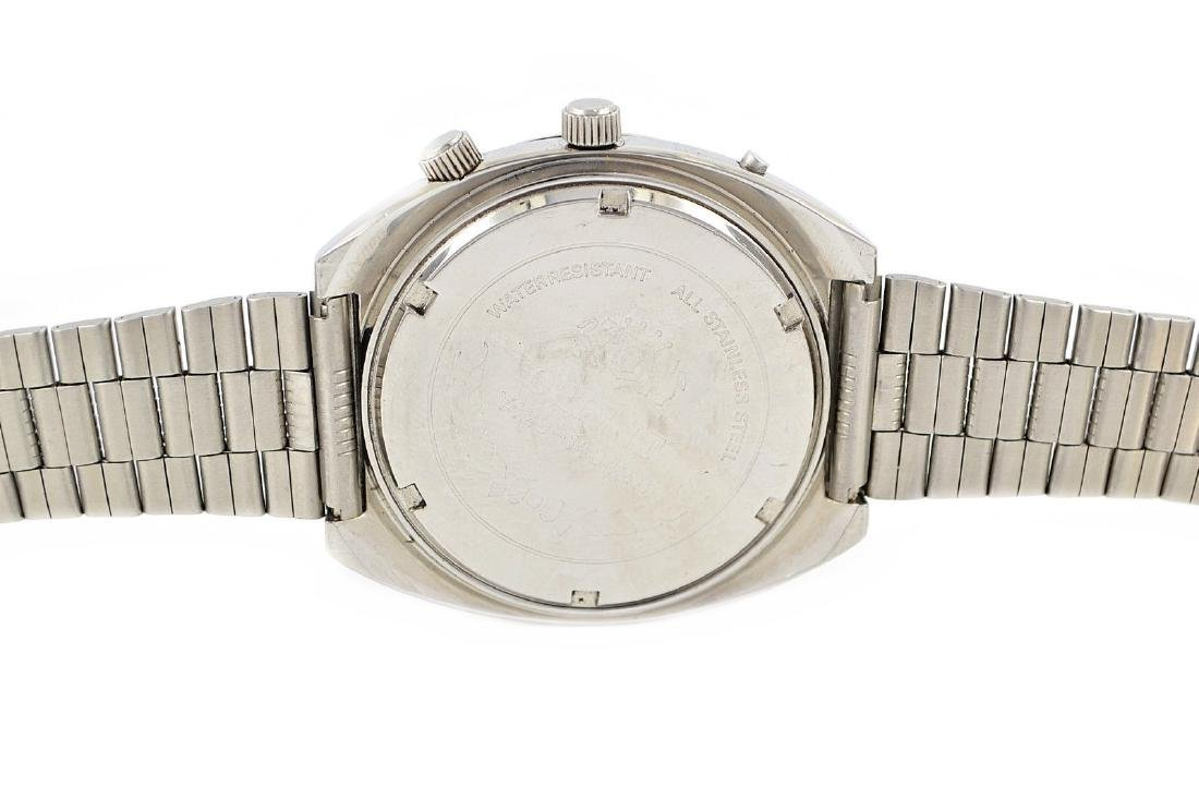 Vintage Orient Multi Year Calendar Automatic Stainless - 5