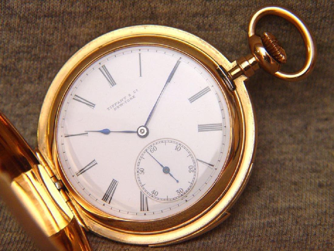 1899 Tiffany / Patek Philippe minute repeater