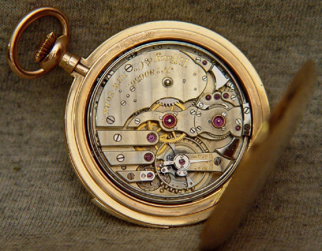 1899 Tiffany / Patek Philippe minute repeater - 4