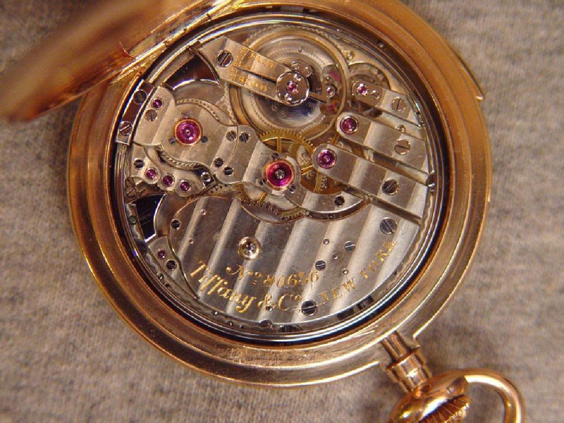1899 Tiffany / Patek Philippe minute repeater - 5