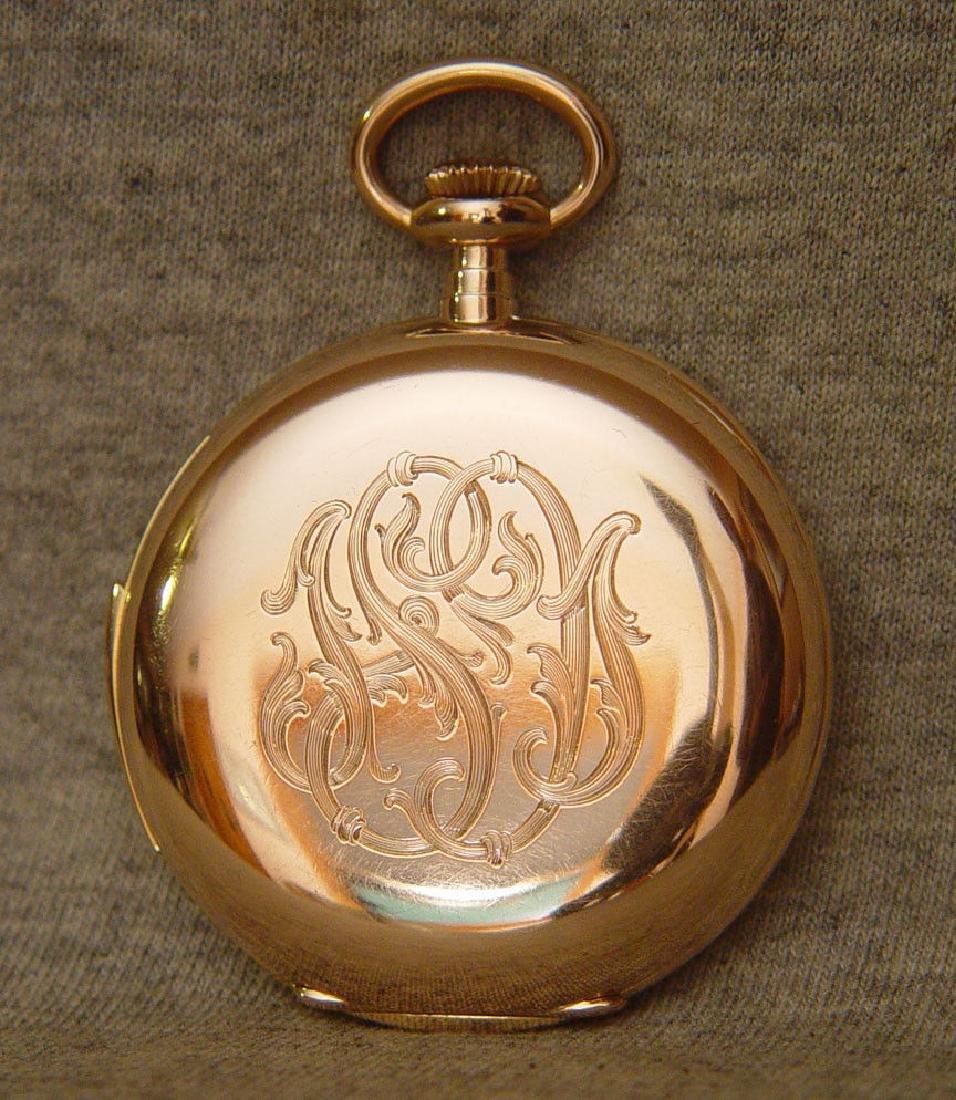 1899 Tiffany / Patek Philippe minute repeater - 9