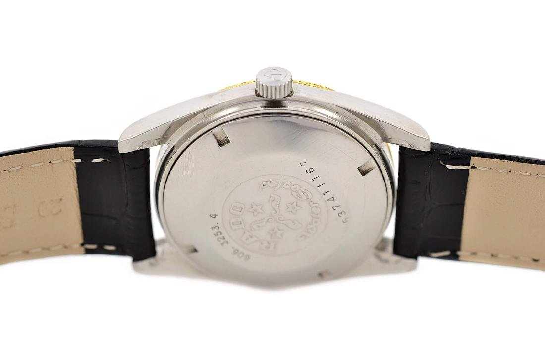 Rado Purple Horse Stainless Steel Automatic Mens Watch - 2