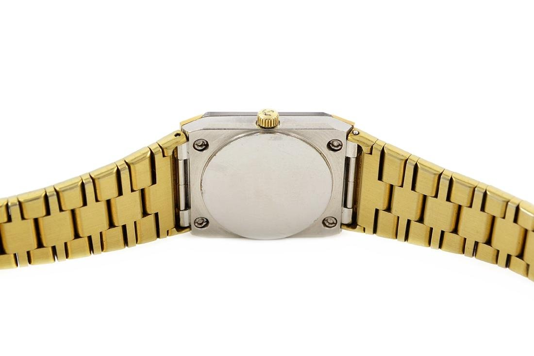 Vintage Rado Diastar Gold Plated Quartz Ladies Watch - 4