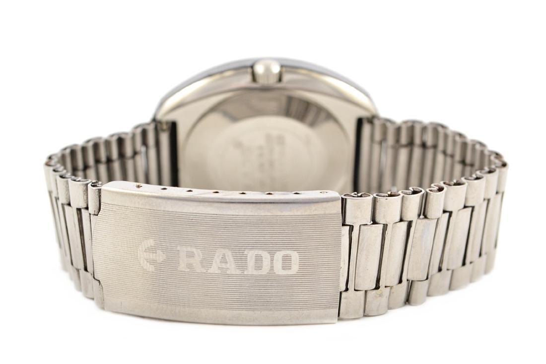 Vintage Rado Diastar Stainless Steel Automatic Mens - 6