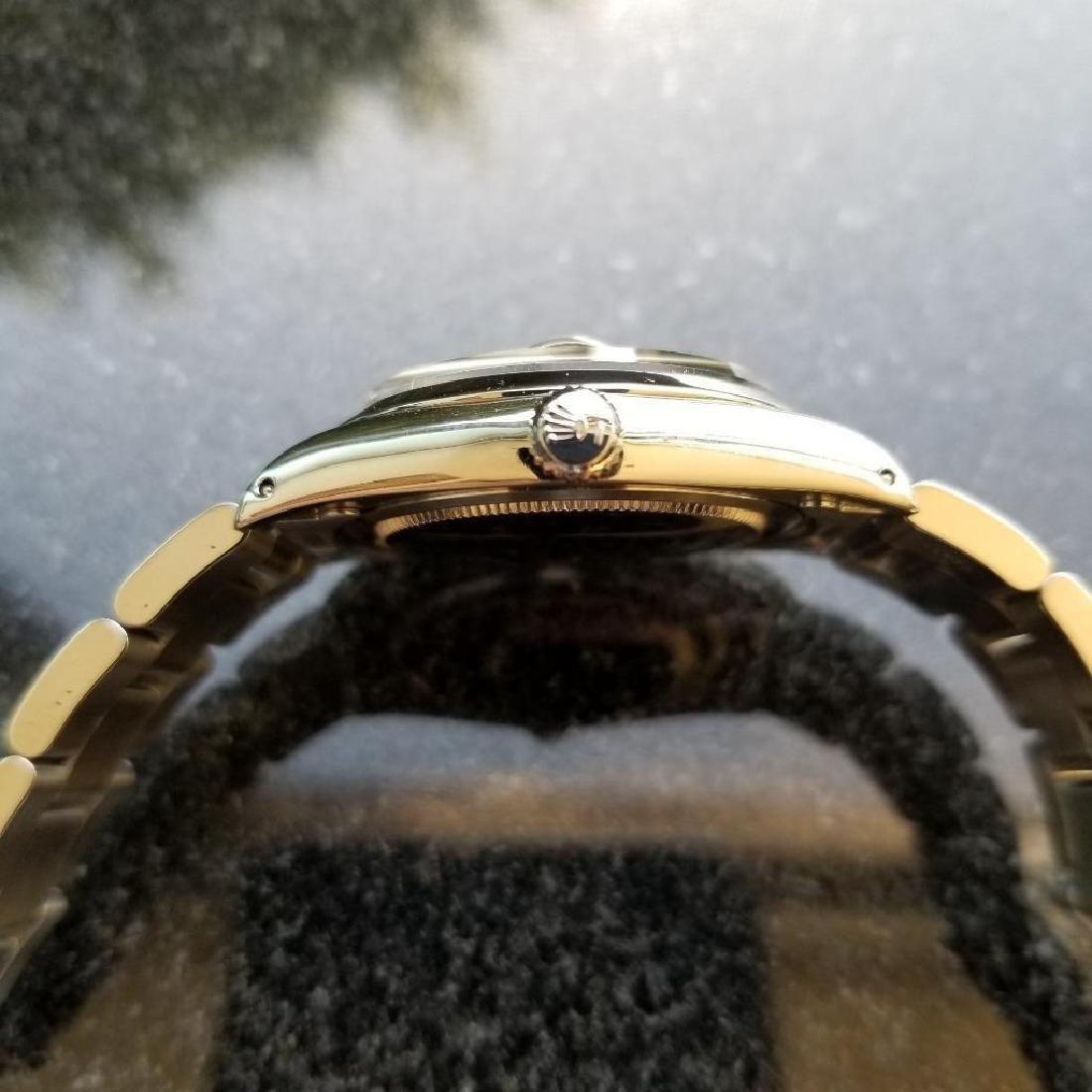 Rolex Vintage Precision Oysterdate 1954 6694 Manual - 5