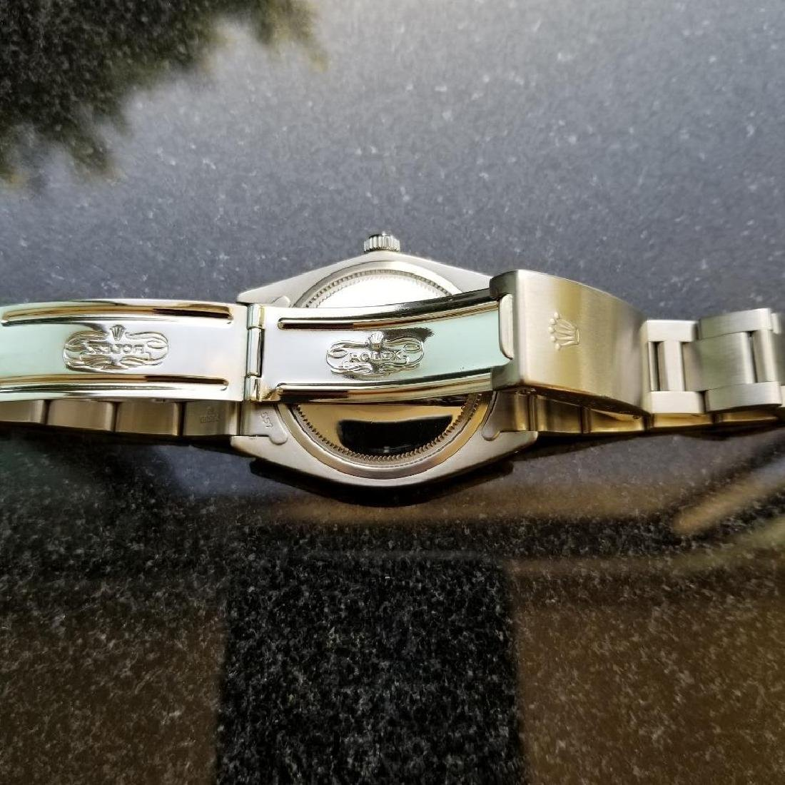 Rolex Vintage Precision Oysterdate 1954 6694 Manual - 7