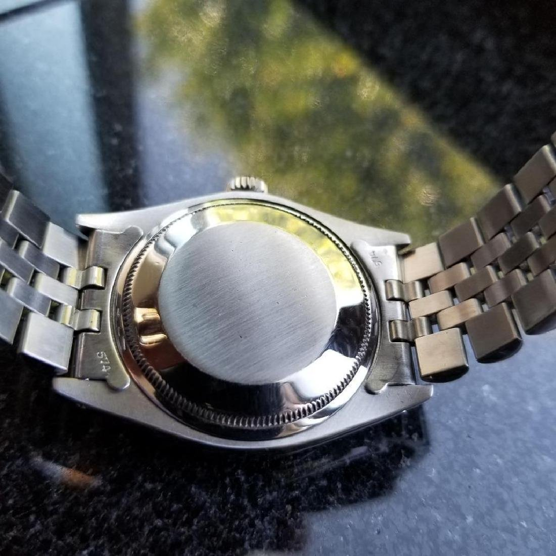 Rolex Oyster Perpetual 1501 Date Vintage 1977 Auto 35mm - 8