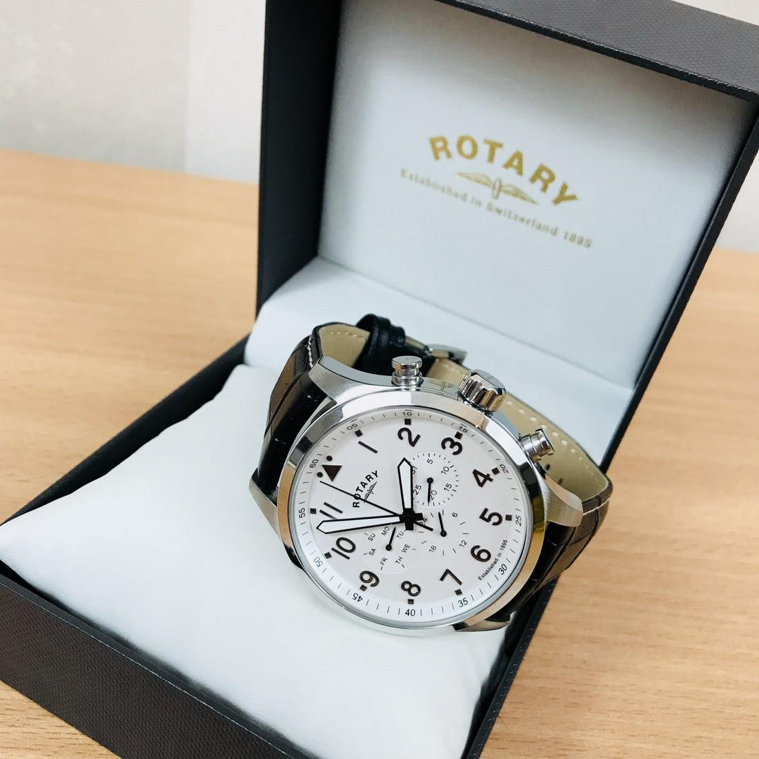 Rotary Multi Calendar Watch - 5