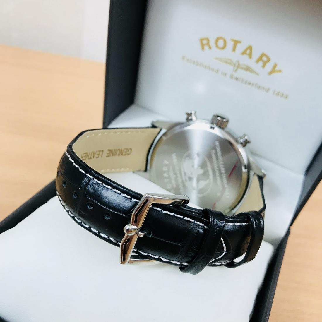 Rotary Multi Calendar Watch - 7