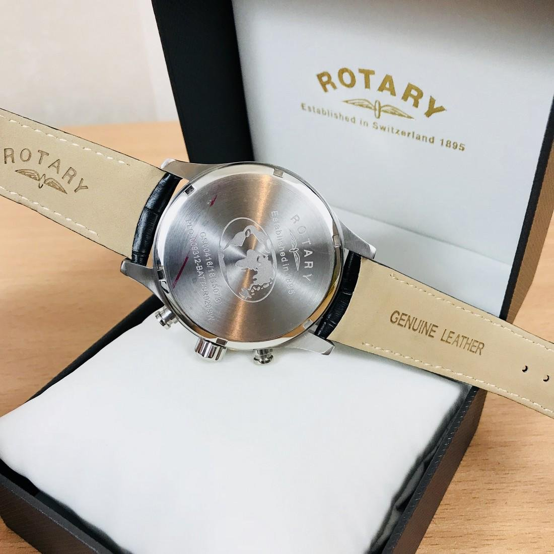 Rotary Multi Calendar Watch - 9