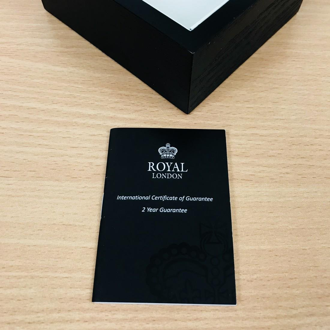 Royal London Multi Calendar Watch - 10