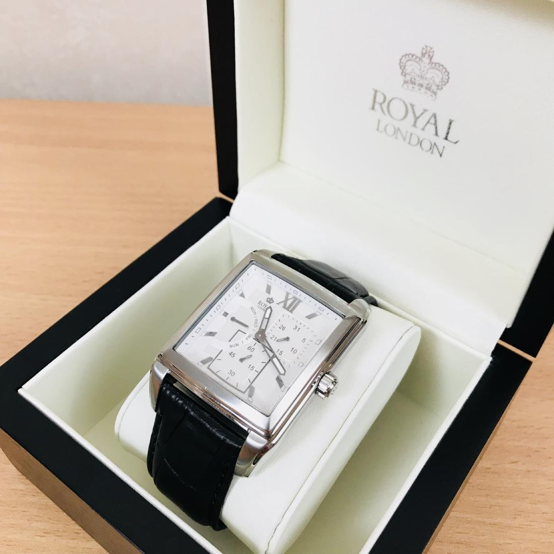 Royal London Multi Calendar Watch - 2