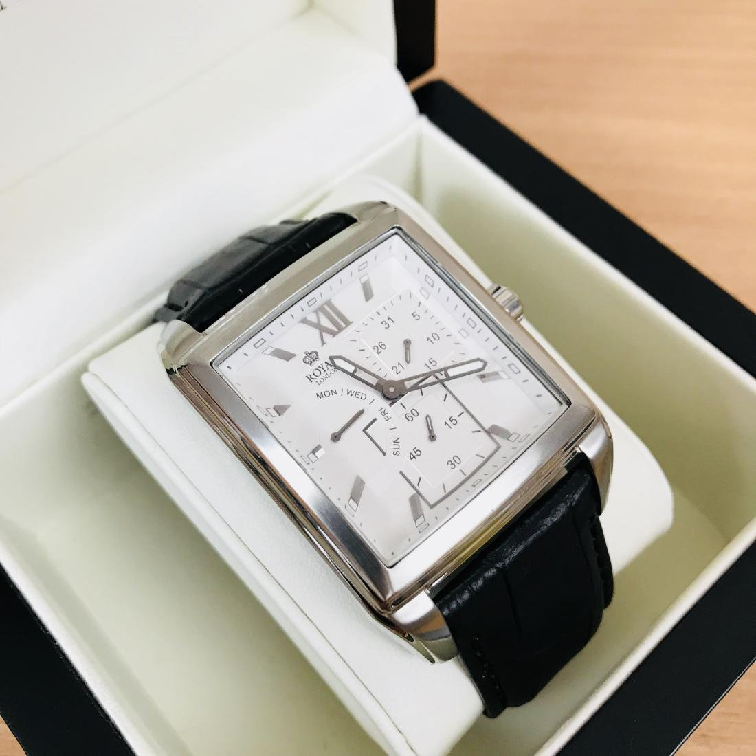 Royal London Multi Calendar Watch - 4