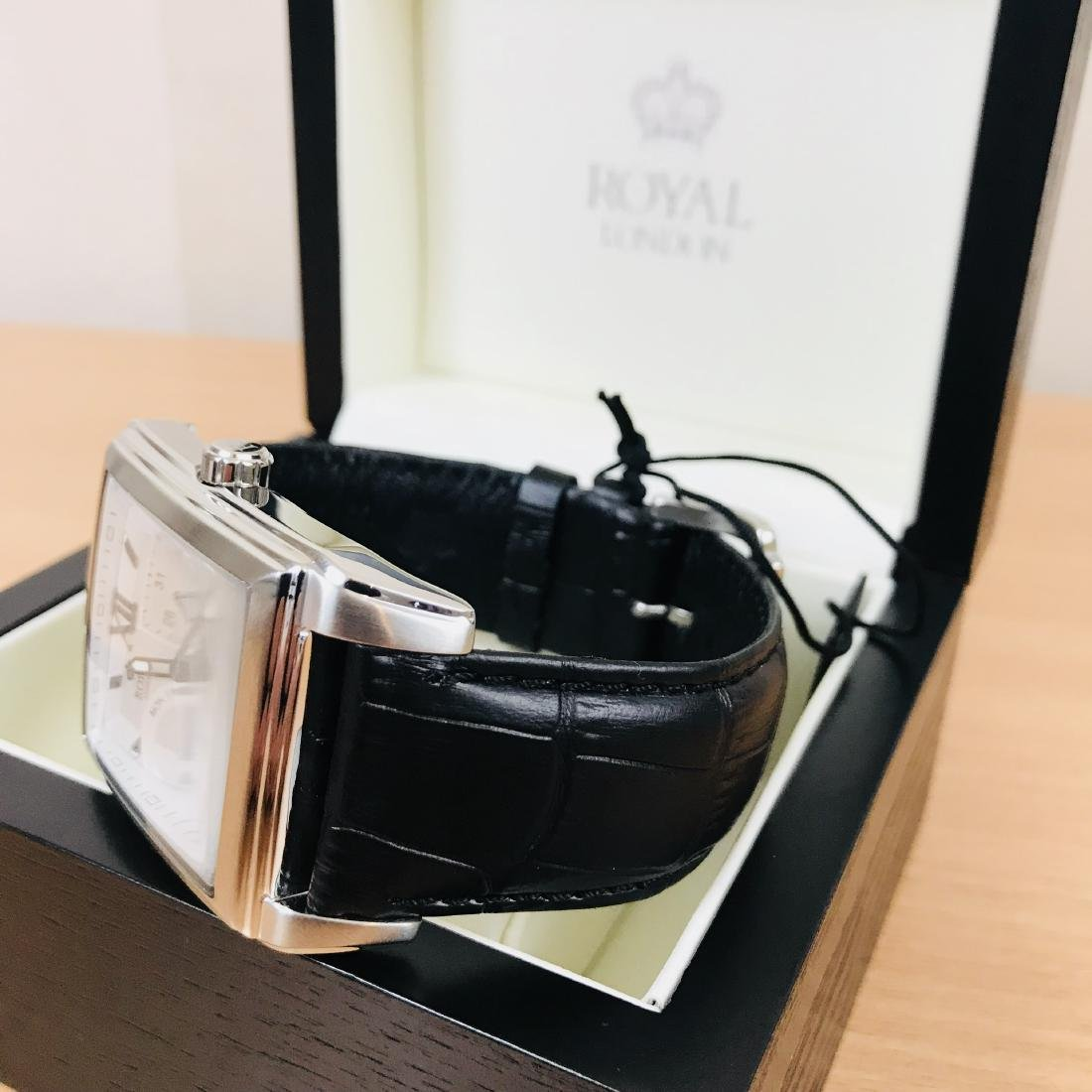 Royal London Multi Calendar Watch - 5