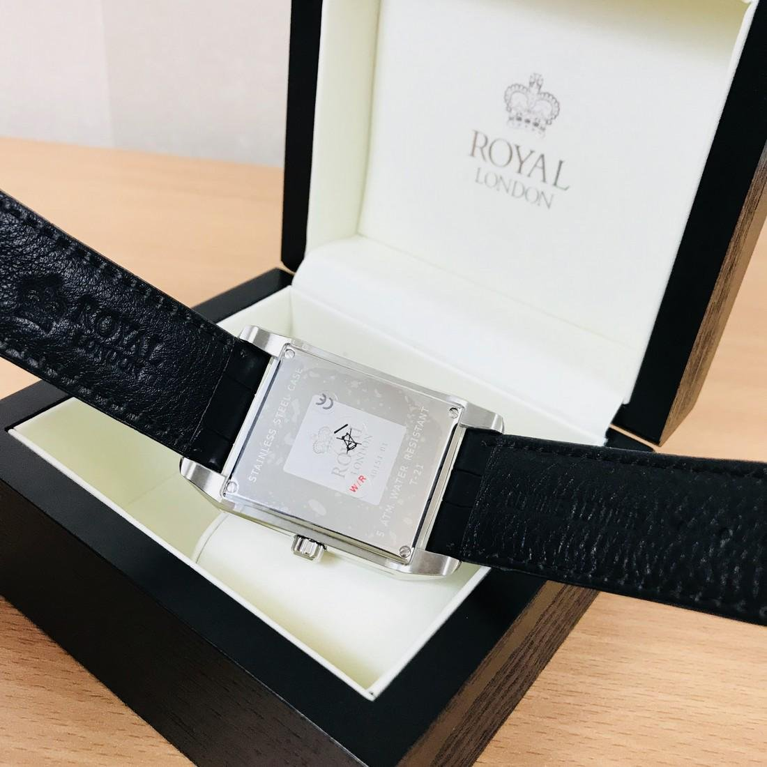 Royal London Multi Calendar Watch - 8