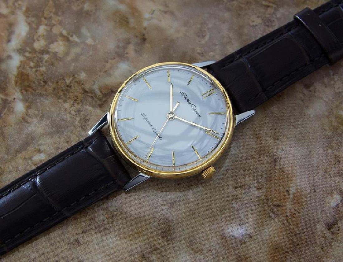 Seiko Crown 1960 Vintage Manual Japanese Stainless - 6