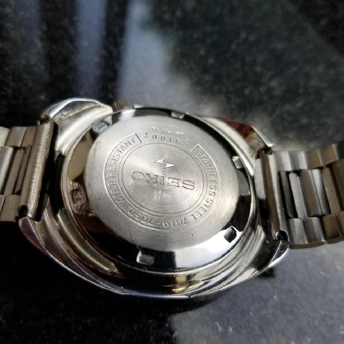 Seiko 5 Sports 39mm Automatic Stainless Men's Japan - 8