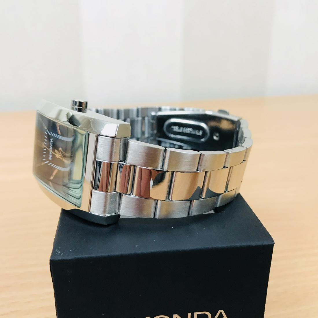 SEKONDA Classic Rectangular Watch - 4