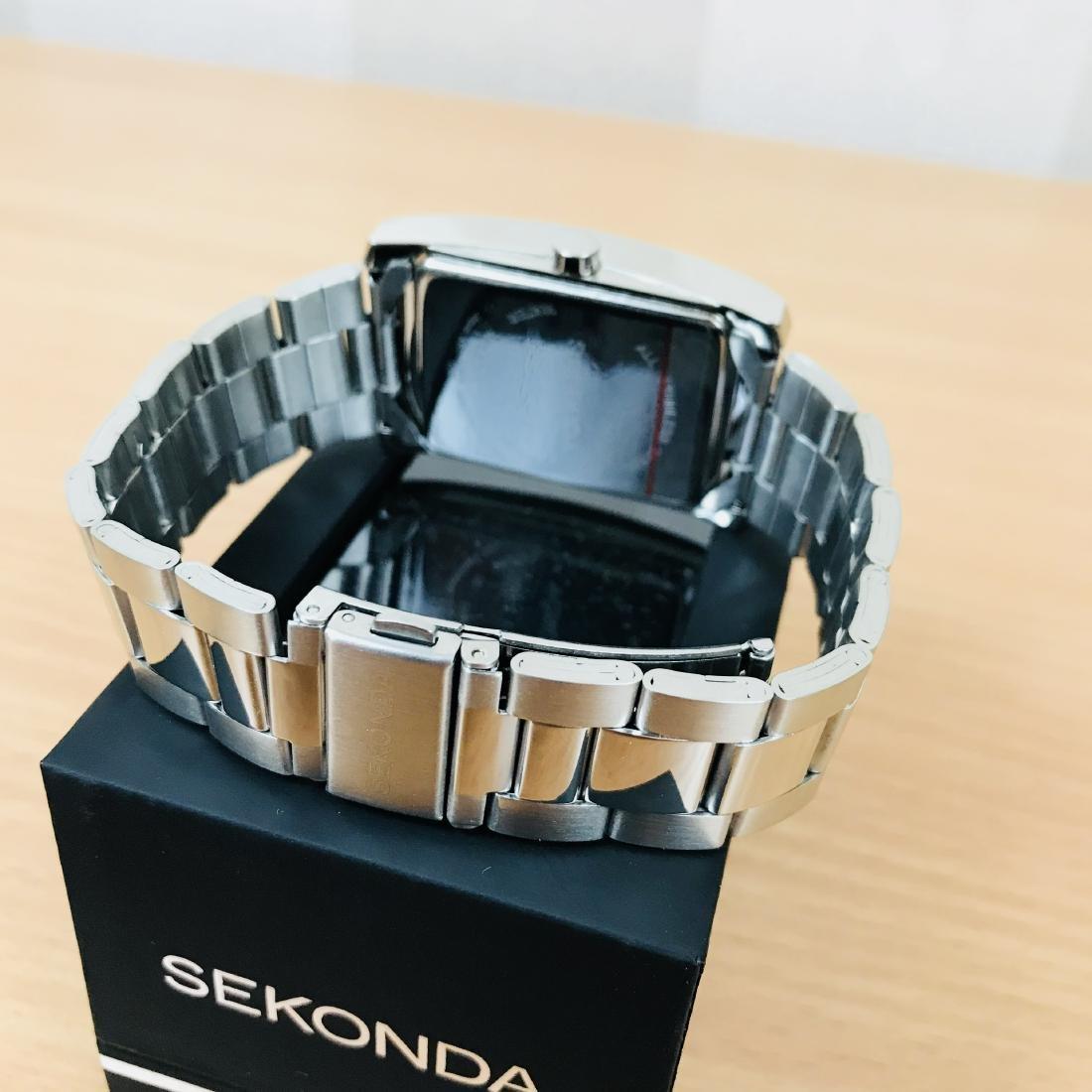 SEKONDA Classic Rectangular Watch - 6