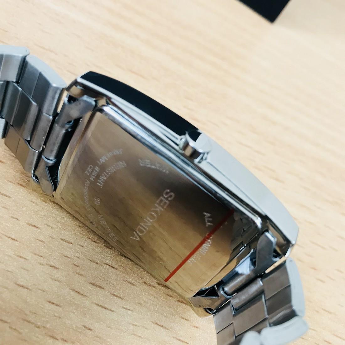 SEKONDA Classic Rectangular Watch - 7