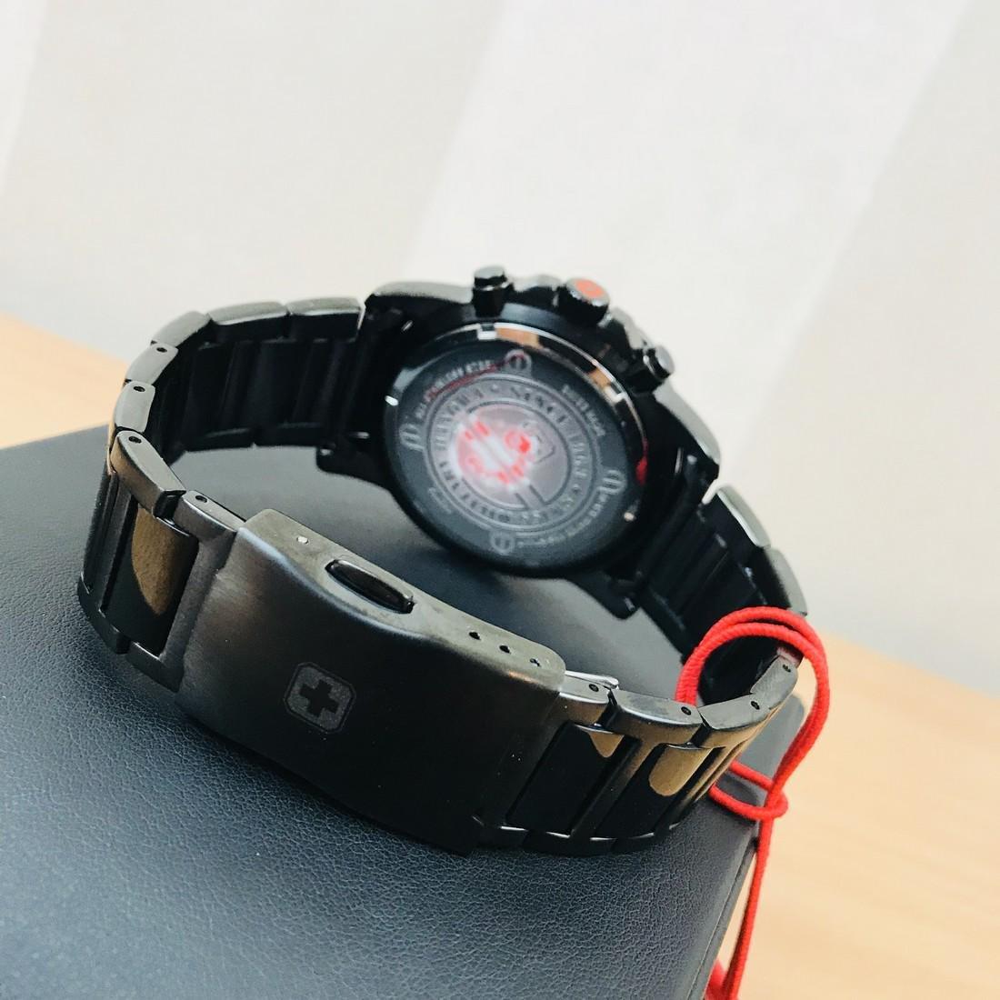 Swiss Military Hanowa – Swiss Made Chronograph Watch - 3