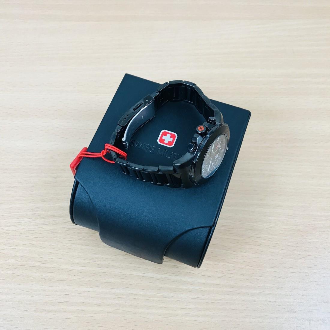 Swiss Military Hanowa – Swiss Made Chronograph Watch - 6
