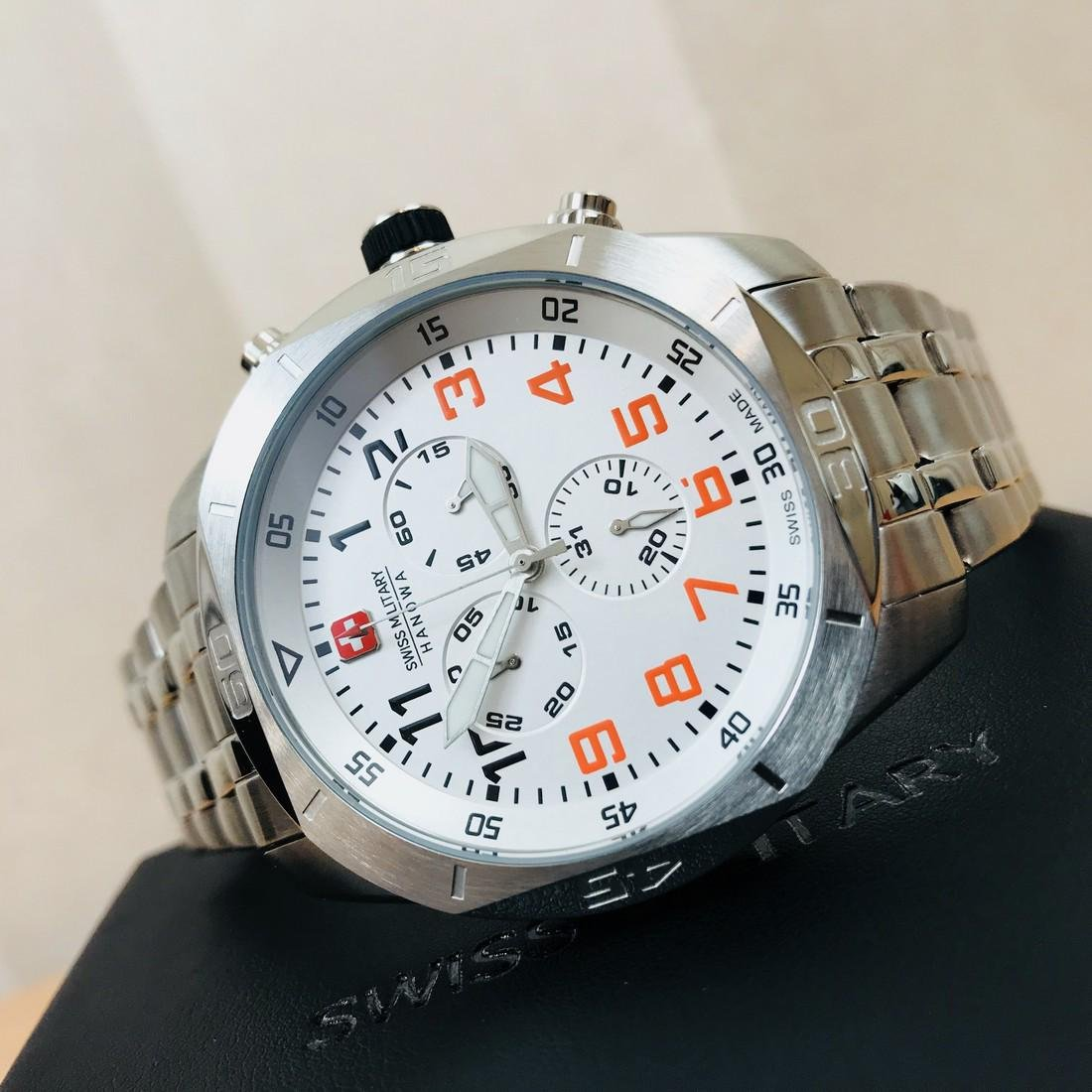 Swiss Military Hanowa – Swiss Made Chronograph Watch