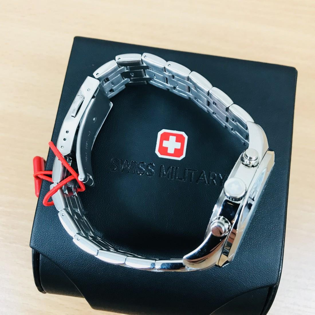Swiss Military Hanowa – Swiss Made Chronograph Watch - 7