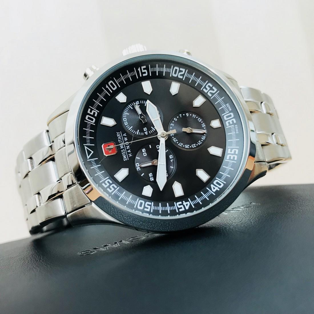 Swiss Military Hanowa – Swiss Made Chronograph Watch
