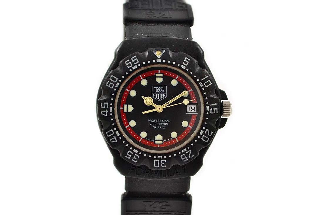 Tag Heuer F1 Series Quartz Midsize 383.513/1 Watch