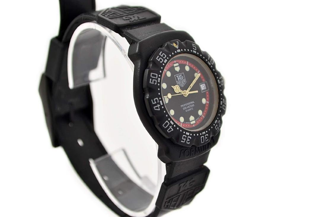Tag Heuer F1 Series Quartz Midsize 383.513/1 Watch - 2