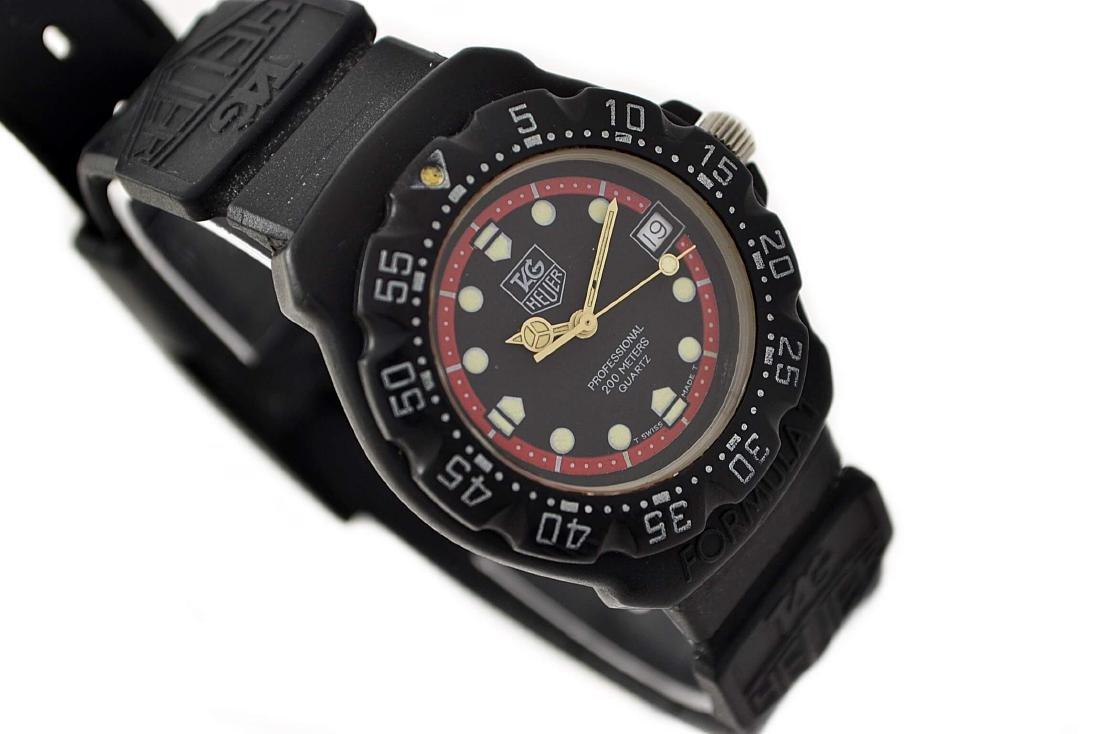 Tag Heuer F1 Series Quartz Midsize 383.513/1 Watch - 3