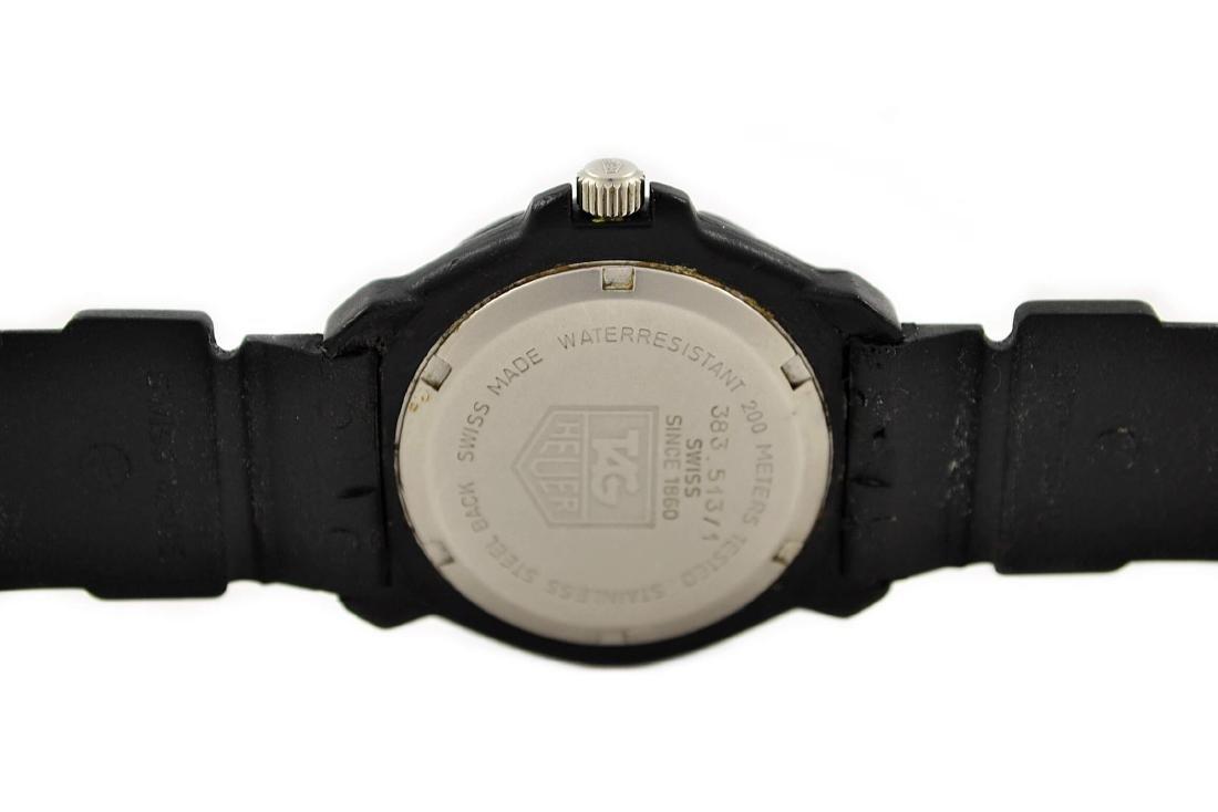 Tag Heuer F1 Series Quartz Midsize 383.513/1 Watch - 4