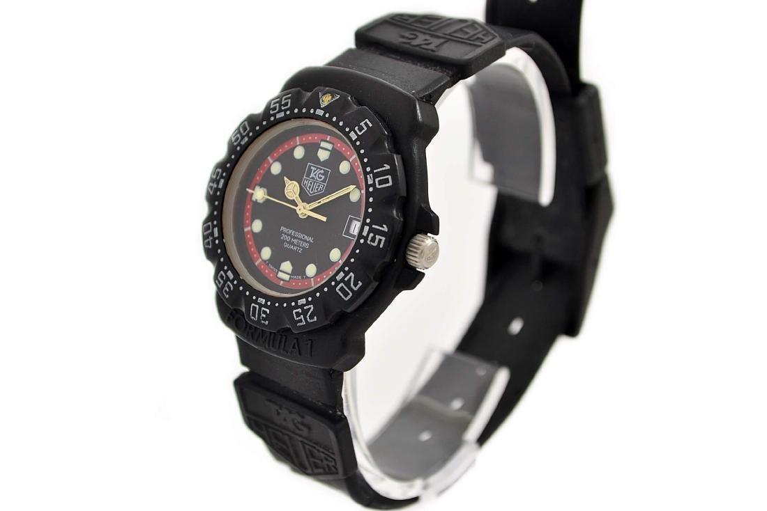 Tag Heuer F1 Series Quartz Midsize 383.513/1 Watch - 7