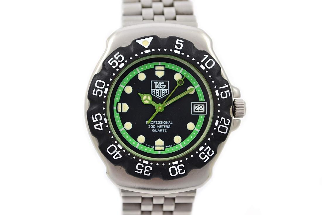 Tag Heuer F1 Series 375.513 Midsize Watch