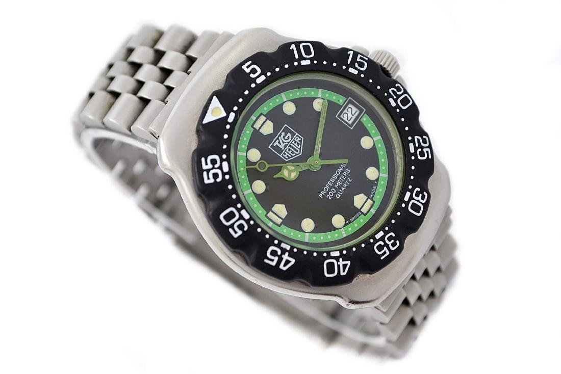 Tag Heuer F1 Series 375.513 Midsize Watch - 3