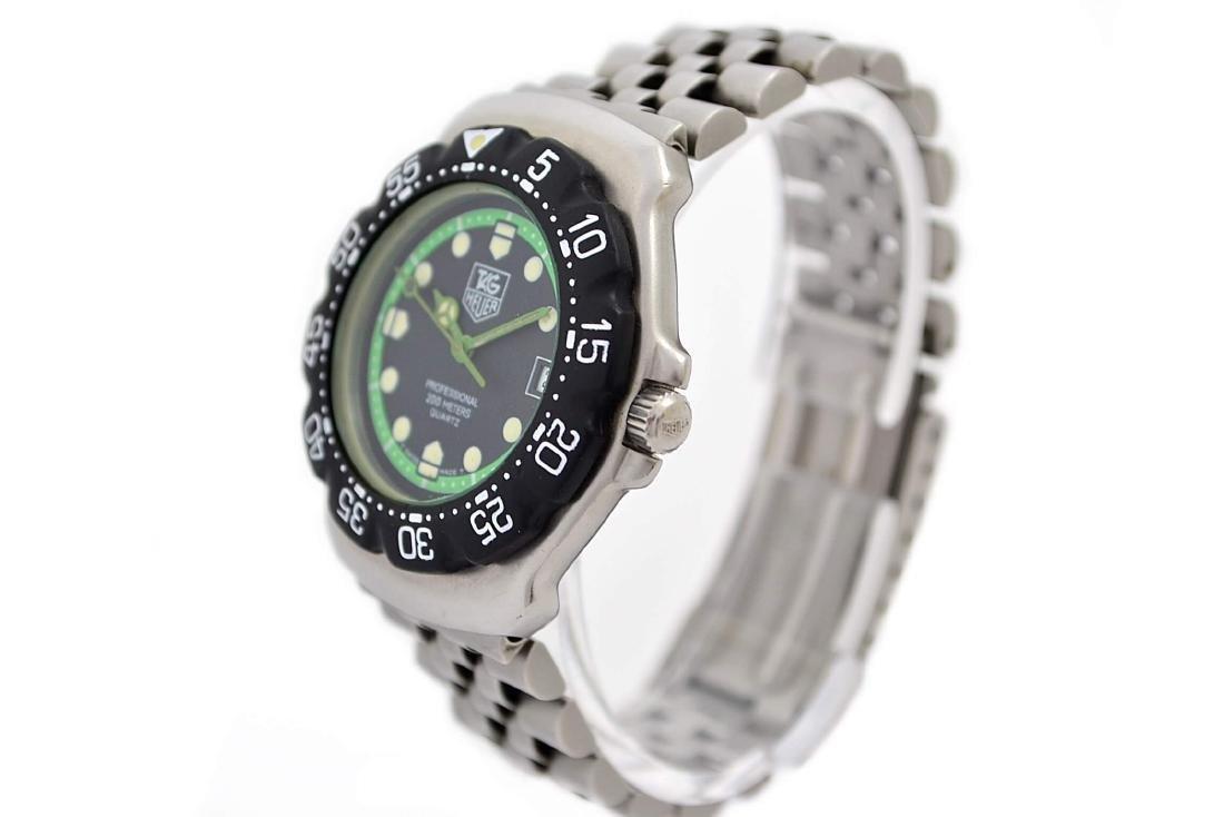 Tag Heuer F1 Series 375.513 Midsize Watch - 8