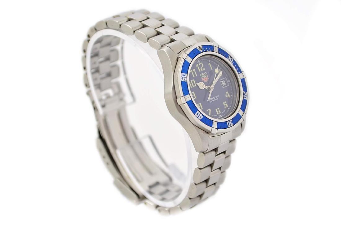 Tag Heuer 2000 Series WM1313 Quartz Ladies Watch - 2