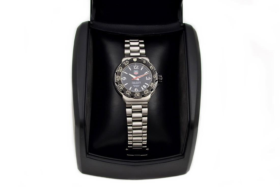 Tag Heuer F1 Ladies WAC1210 Midsize Watch