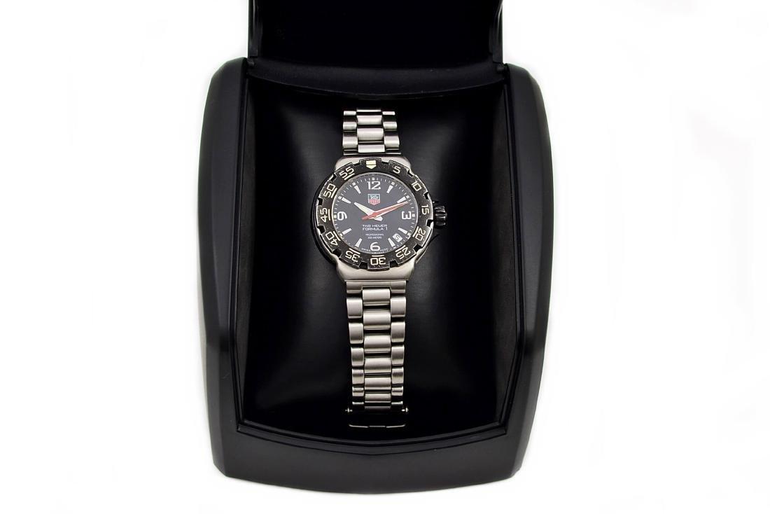 Tag Heuer F1 Ladies WAC1210 Midsize Watch