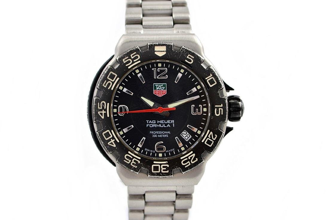 Tag Heuer F1 Ladies WAC1210 Midsize Watch - 8