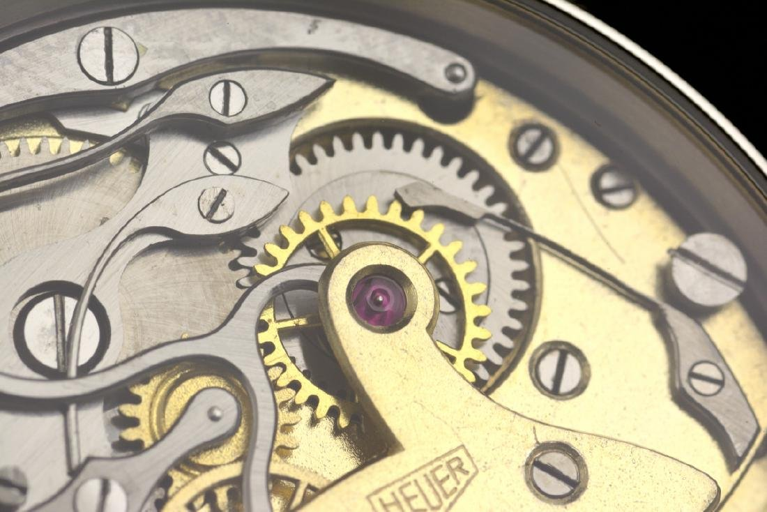 Excellent Tag Heuer Chronographe - 6
