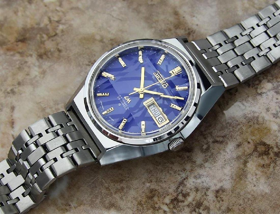 Vintage Seiko LM Lord Matic 5606 7310 Automatic Made in - 5