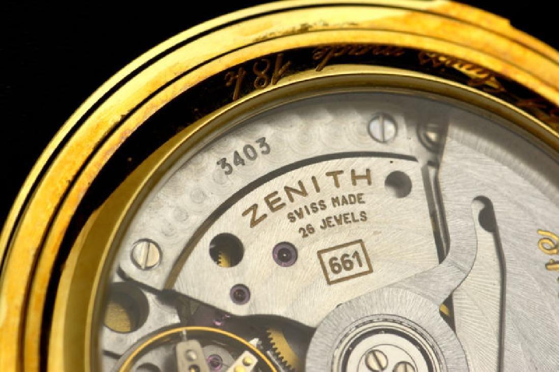 Zenith N.O.S Elite Super Slim - Automatic Cal 661 Gold - 6