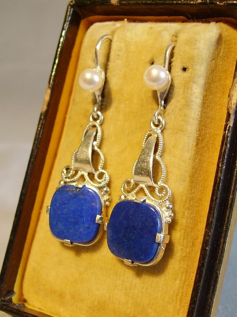 Lapislazuli Earrings