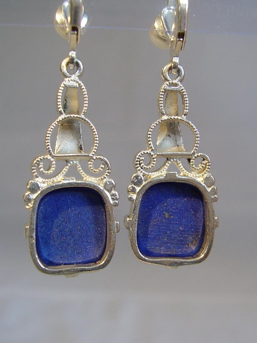 Lapislazuli Earrings - 3
